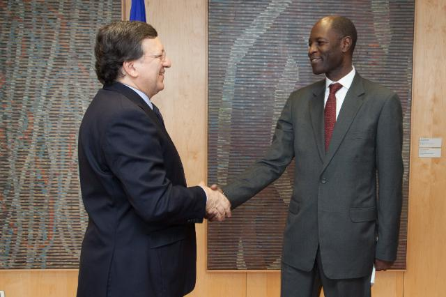Visit of Natália Pedro da Costa Umbelina Neto, Minister for Foreign Affairs, Cooperation and Communities of São Tomé and Príncipe, and Henrique Banze, Mozambican Deputy Minister for Foreign Affairs and Cooperation, to the EC
