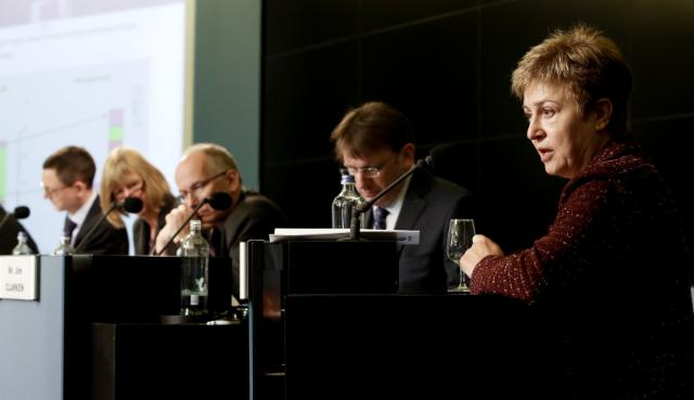 Participation of Kristalina Georgieva, Member of the EC, at the conference organised by Oxfam on 'Resilience and lessons learned from the Sahel'