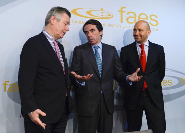 Visite de Karel De Gucht, membre de la CE, en Espagne