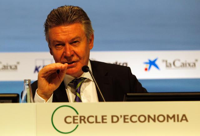 Visit of Karel De Gucht, Member of the EC, to Spain