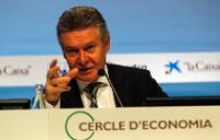Visit of Karel De Gucht, Member of the EC, to Spain