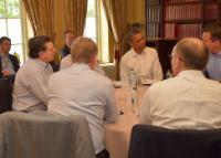 G8 Summit in Lough Erne
