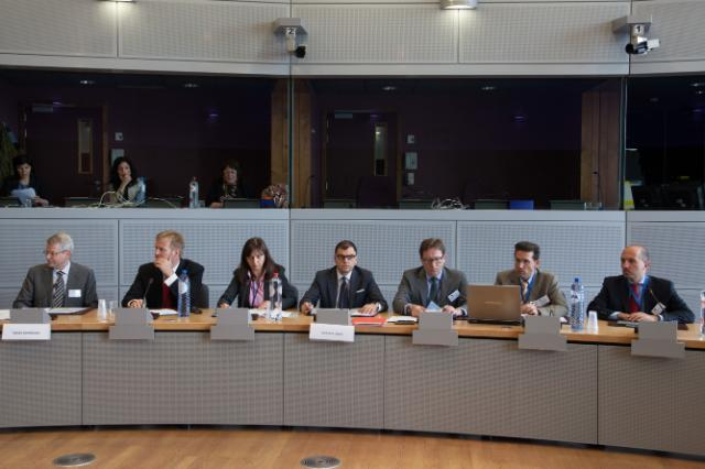 Opening plenary session on the theme of the structured dialogue on justice between the EU and Bosnia and Herzegovina