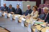 Visit of a delegation from the EIT Foundation to the EC