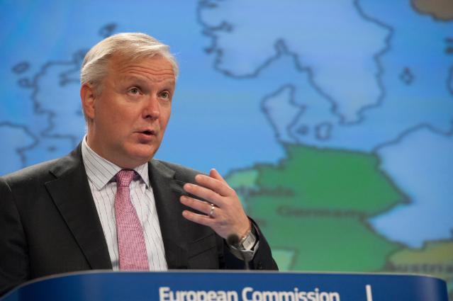 Press conference by Olli Rehn, Vice-President of the EC, on the Autumn Fiscal Package 2013