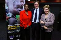 EU/OCHA high-level meeting on the humanitarian crisis in the Central African Republic