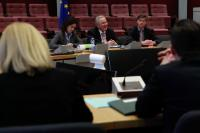 Visit of Members of the German Bundestag to the EC