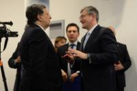 Visit of José Manuel Barroso, President of the EC, to Slovakia