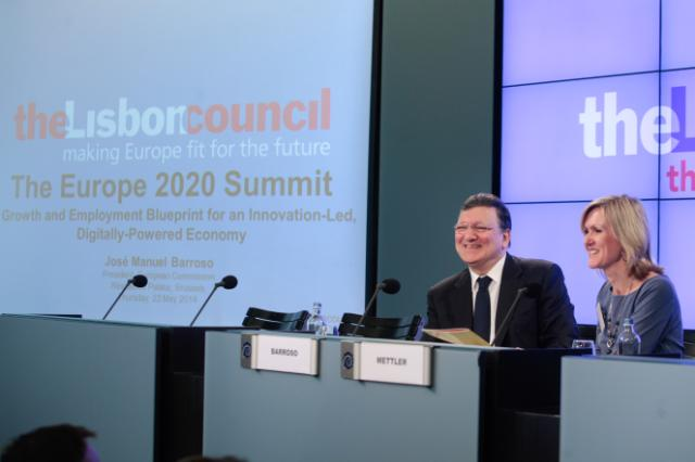 Europe 2020 Summit and Brussels Launch of the 'European Digital Forum'