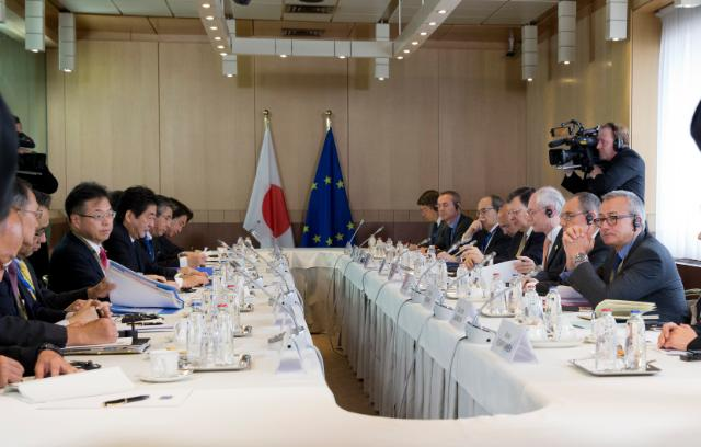 G7 Summit in Brussels