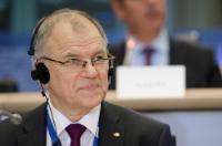 Vytenis Andriukaitis, membre désigné de la CE chargé de la Santé et de la Sécurité alimentaire - Lituanie