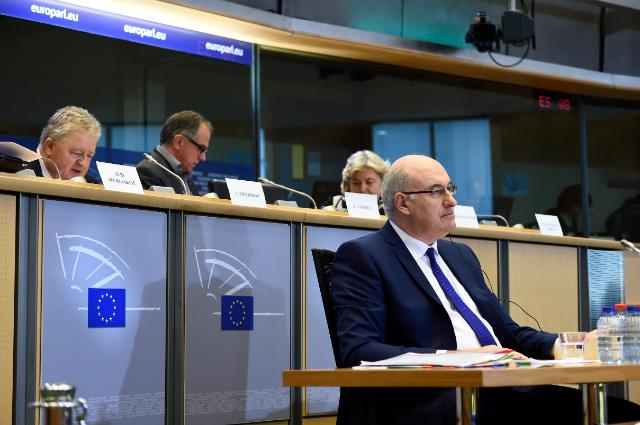 Audition de Phil Hogan, membre désigné de la CE, au PE