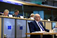 Hearing of Phil Hogan, Member designate of the EC, at the EP