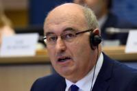 Phil Hogan, membre désigné de la CE chargé de l'Agriculture et du Développement rural - Irlande