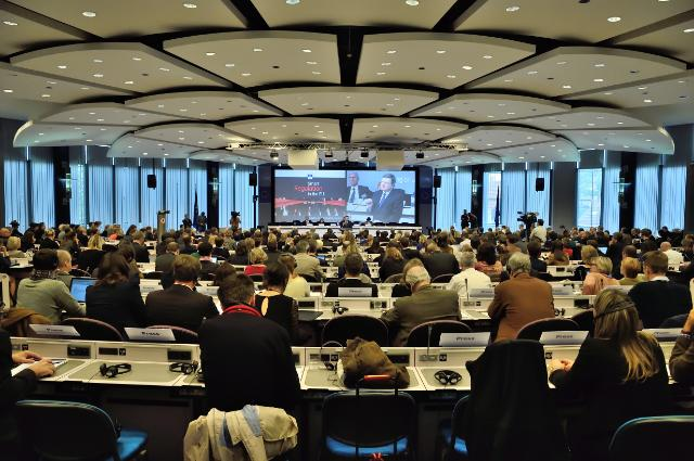 Participation of José Manuel Barroso, President of the EC, in the 'Smart Regulation in the EU - Building on a Strong Foundation' conference