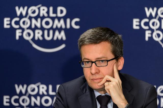 Participation de Federica Mogherini, Günther Oettinger et Carlos Moedas au Forum économique mondial de Davos
