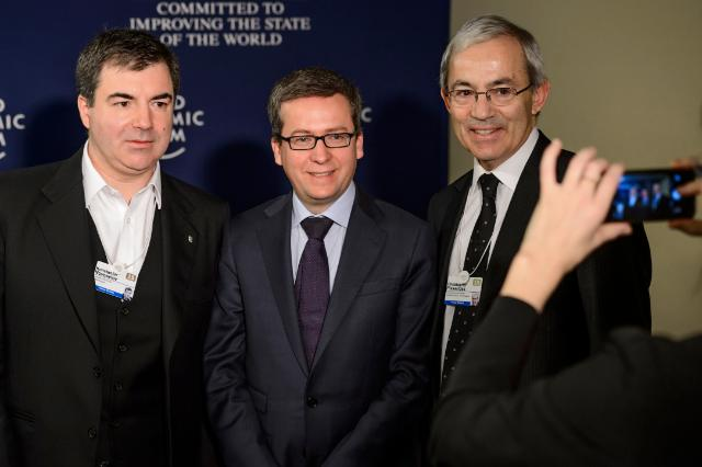 Word Economic Forum in Davos, 21-24/01/2015