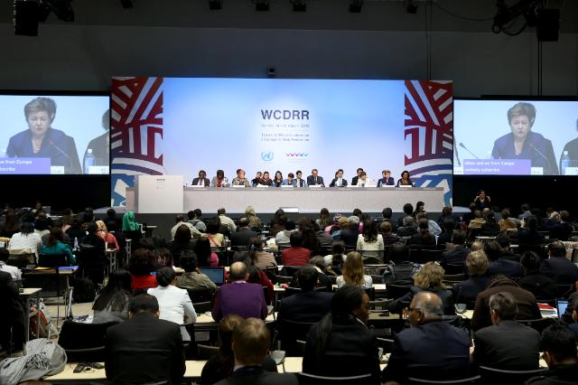 Participation of Kristalina Georgieva, Vice-President of the EC, and  Christos Stylianides, Member of the EC, in the 3rd UN World Conference on Disaster Risk reduction