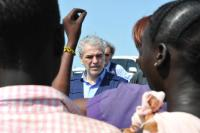"Illustration of ""Visit of Christos Stylianides, Member of the EC, to South Sudan"""