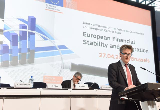 Participation of Jonathan Hill, Member of the EC, at the joint 2015 EC-ECB conference on European Financial Integration and Stability
