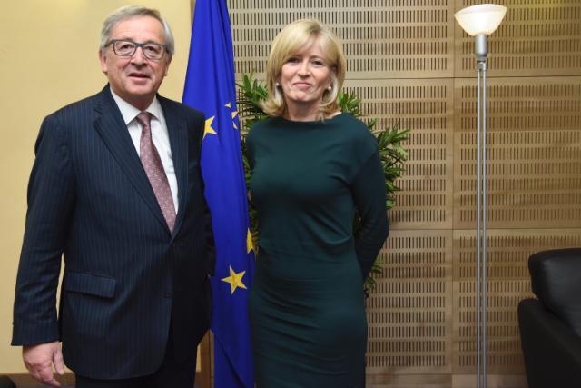 Visit of Emily O'Reilly, European Ombudsman, to the EC
