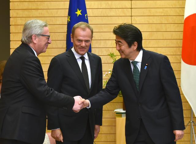 EU/Japan Summit, 29/05/2015