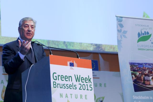 Launch of the Green Week 2015