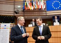 Participation de Maroš Šefčovič, vice-président de la CE, à la 113e session plénière du CdR