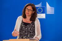 Statement by Cecilia Malmström