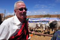 Visit by Neven Mimica, Member of the EC, to Kenya