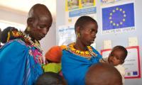Visite de Neven Mimica, membre de la CE, au Kenya