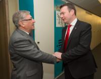 Visit of Alan Kelly, Irish Minister for Environment, Community and Local Government, to the EC