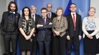 Participation of Carlos Moedas, Member of the EC, in the first SAM High Level Group meeting