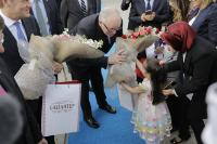 Visit of Frans Timmermans, First Vice-President of the EC, to Turkey