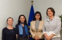 Visit of representatives of the European Consumers' Organisation (BEUC), to the EC