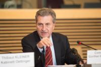 Participation of Günther Oettinger, Member of the EC, in the round table on '5G manifesto for timely deployment of 5G in Europe'