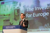 Press conference by Jyrki Katainen, Vice-President of the EC, on the three evaluations of the Investment Plan for Europe