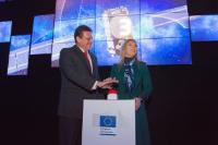 Participation of Maroš Šefčovič, Vice-President of the EC, and Elżbieta Bieńkowska, Member of the EC, in the 'Galileo Goes Live!' event