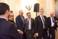 Visit of Bill Gates, Co-Chair of the Bill & Melinda Gates Foundation, to the EC
