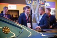 Visite d'Andrus Ansip, vice-président de la CE, en Espagne