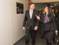 Visit of Isabel De Saint Malo, Vice-President of Panama, Minister for Foreign Affairs, to the EC