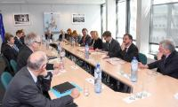 Visit of a delegation of Mayors from European Cities to the EC