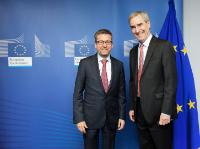 Visit of Michael Ignatieff, President and Rector of CEU (Central European University), to the EC