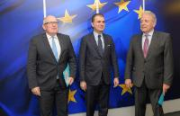 Visit of Ömer Çelik, Turkish Minister for European Union Affairs and Chief Negotiator for Turkish Accession to the European Union, to the EC