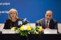 Visit by Corina Creţu, Member of the EC, to Egypt