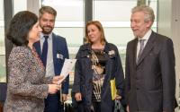Visit of Stavros Kontonis, Greek Minister for Justice, Transparency and Human Rights, to the EC