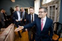 Visite de Carlos Moedas, membre de la CE, en Norvège