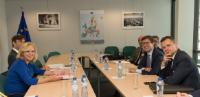 Visit of Dario Nardella, Mayor of Florence, to the EC