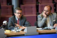 Visit of Portuguese Journalists, to the EC