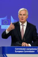 Press conference by Michel Barnier, Chief Negotiator for Article 50 Negotiations with the United Kingdom